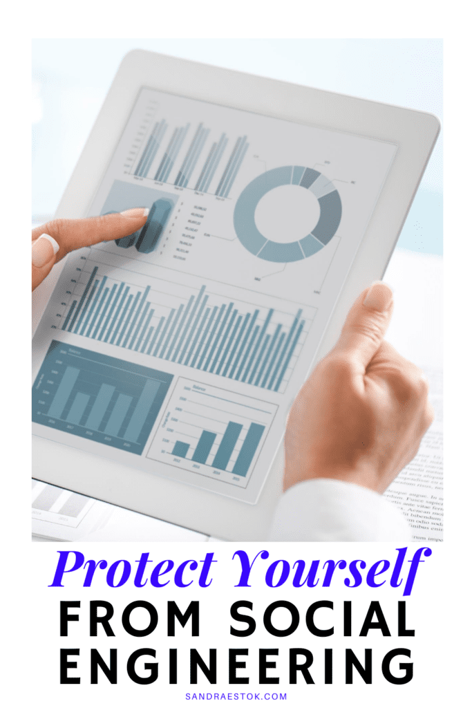 how to protect yourself from social engineering happily ever cyber Sandra Estok Way2Protect