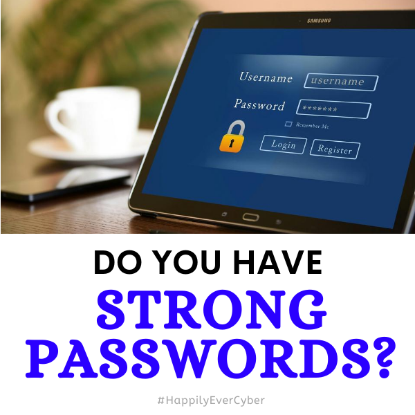 The 3 Little Pigs And The Power Of A Strong Password - Happily Ever Cyber - Sandra Estok - Cyber Safety Expert