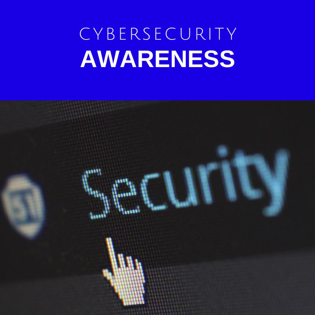 Cybersecurity Awareness - Happily Ever Cyber - Sandra Estok